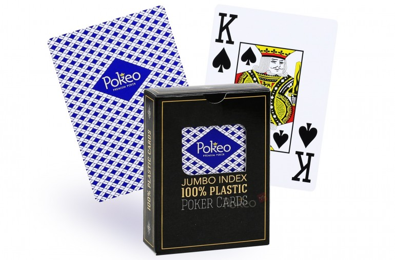 Pack de cartes 100% plastique x12