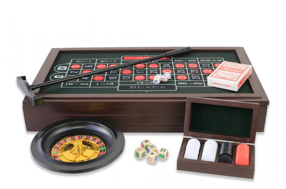 Gambling kit