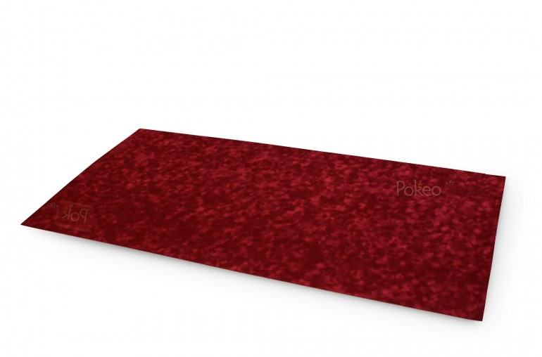 Pack Laser Deluxe 500 jetons + Tapis rouge