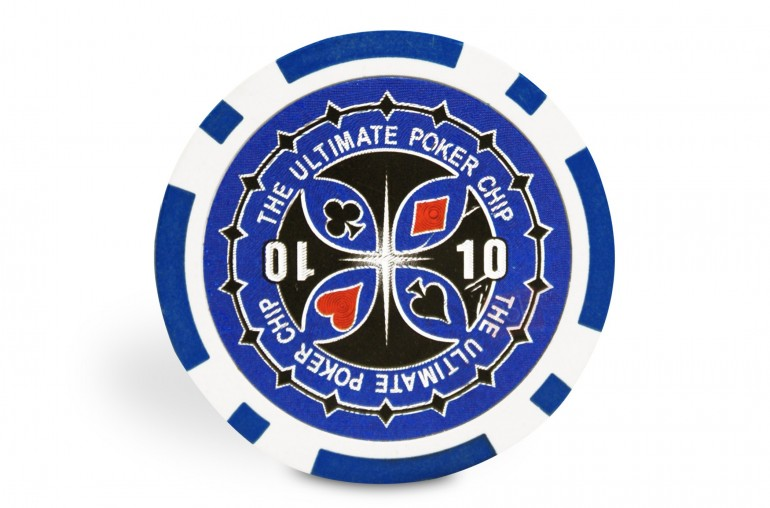 Mallette Ultimate Poker Chips 500 jetons